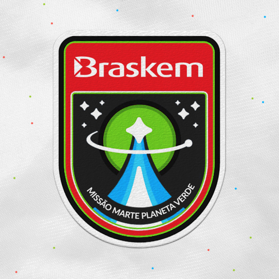 Braskem: Mars, Green Planet.